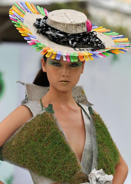 Модные шляпки сделать своими руками