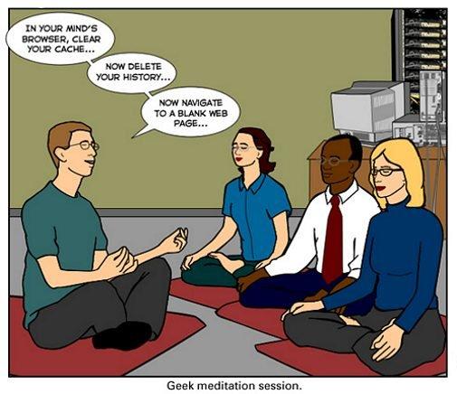 Основы медитации для начинающих: День пятый