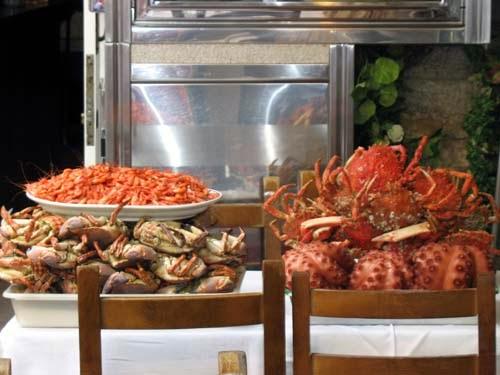 El marisco gallego, disfruta de su gastronomía