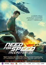 Need for Speed (2014) HD Online Subtitrat | Filme Online