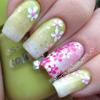 paznokcie lodz, zdobienie paznokci wzorki 2013