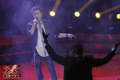 Alex Rudiart Tereliminasi dari X Factor Indonesia