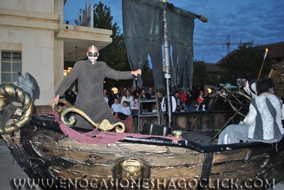 Fotos Parque Warner de Madrid - Halloween 2011