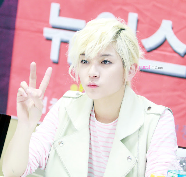 [Pic][060512] NU'EST (Ren) @ Daegu Fan Sign Event  68
