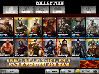 WWE Immortals v1.8.0 MOD APK+DATA-screenshot-3