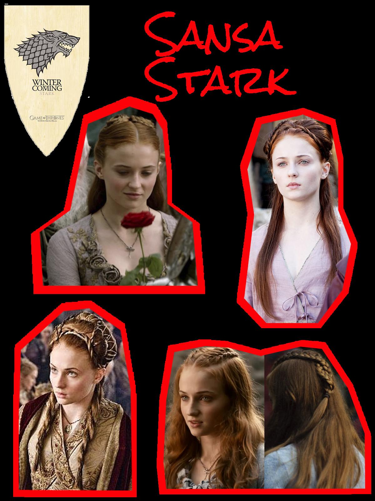 Cabelo-Sansa-Stark