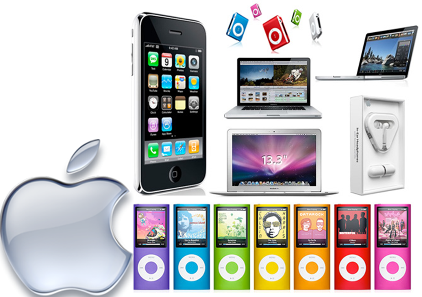 Apple products apple products png - Logo Analysis The Product
