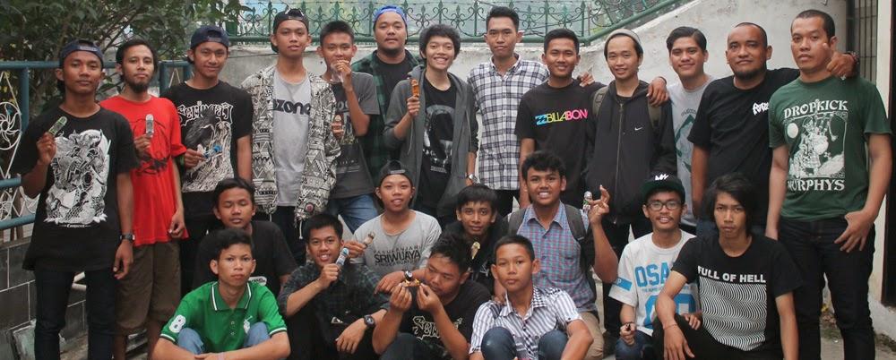 Sriwijaya Fingerboarder