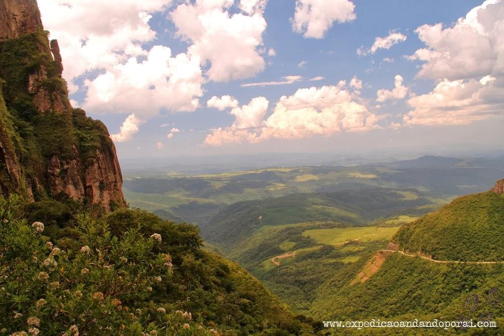 Serra do Corvo Branco, Urubici