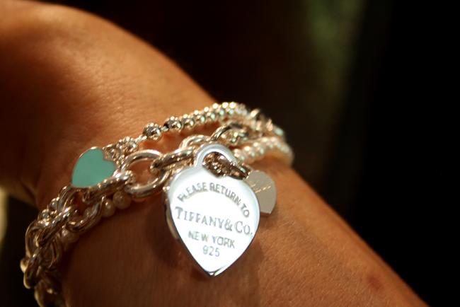 Tiffany Co Rubedo Ring With No Karat Stamp