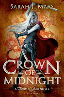 bookcover of CROWN OF MIDNIGHT  (Throne of Glass #2)  by Sarah J. Maas