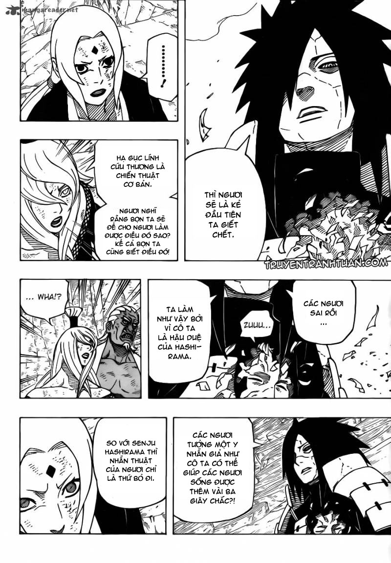 Naruto - Chapter 576 - Pic 14