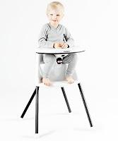 cadira plegable High chair per donar de menjar nens
