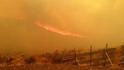 Dry Gulch Fire