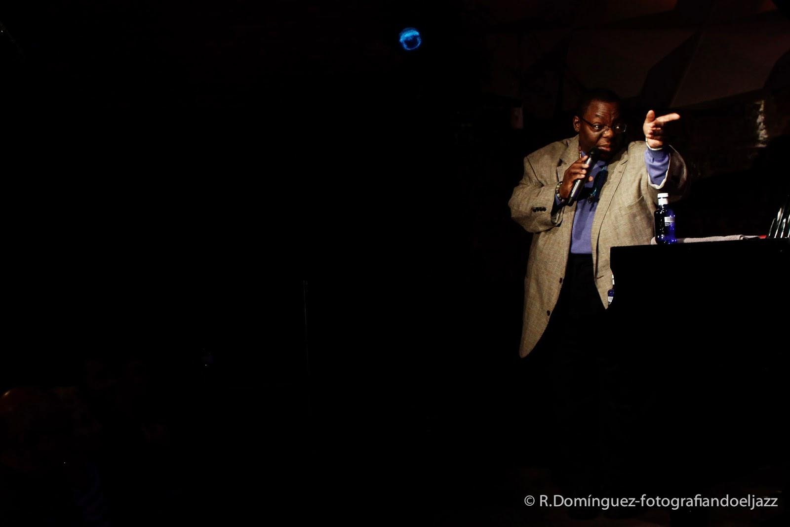 © R.Domínguez - Cyrus Chestnut + Mads Vinding + Johnathan Blake