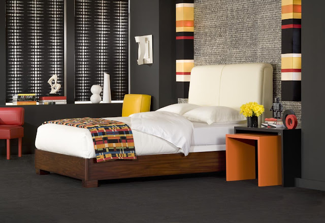 chic color s adolescent chambres coucher design interieur france. Black Bedroom Furniture Sets. Home Design Ideas