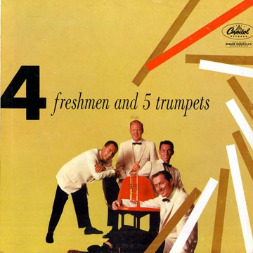 The Four Freshmen And Stan Kenton I'll Be Seeing You - Please Rember