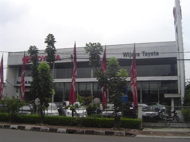 Harga Mobil Wijaya TOYOTA A Yani, BANDUNG