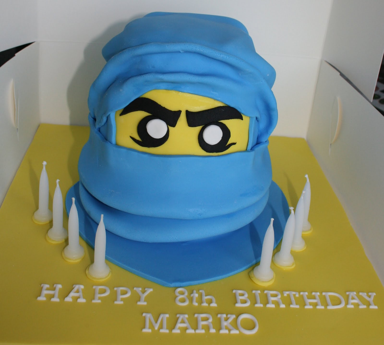 baked by design lego ninjago cake and cupcakes