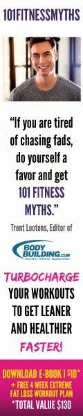 101 Fitness Myths E-Book