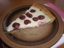 Krehký tvarohový koláč