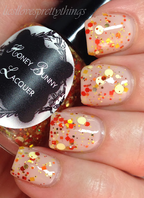 Honey Bunny Lacquer Sunshine