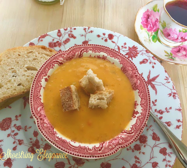 Best Roasted Butternut Squash Soup