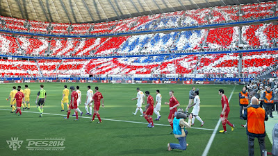 Pro Evolution Soccer 2014 (X-BOX360) DEMO Pes2