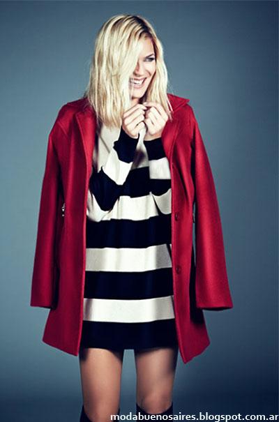Abrigos otoño invierno 2015 moda mujer City Argentina.