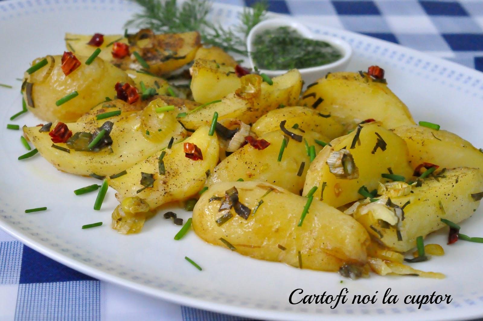 cartofi proteine