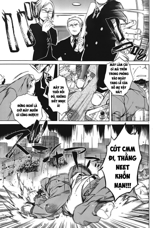 Mushoku Tensei - Isekai Ittara Honki Dasu - Chapter 1 - Pic 5