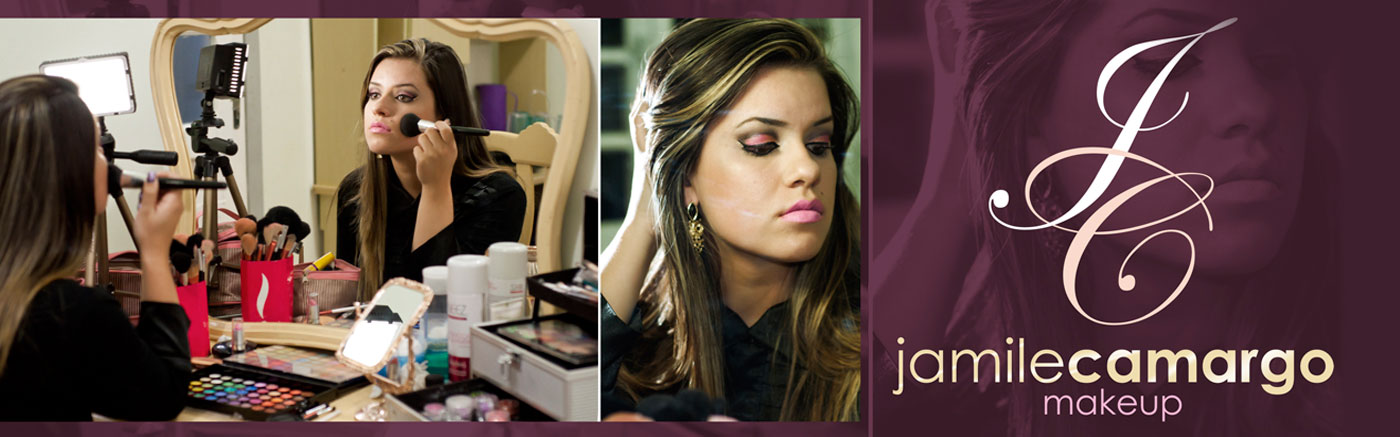 Jamile Camargo Makeup