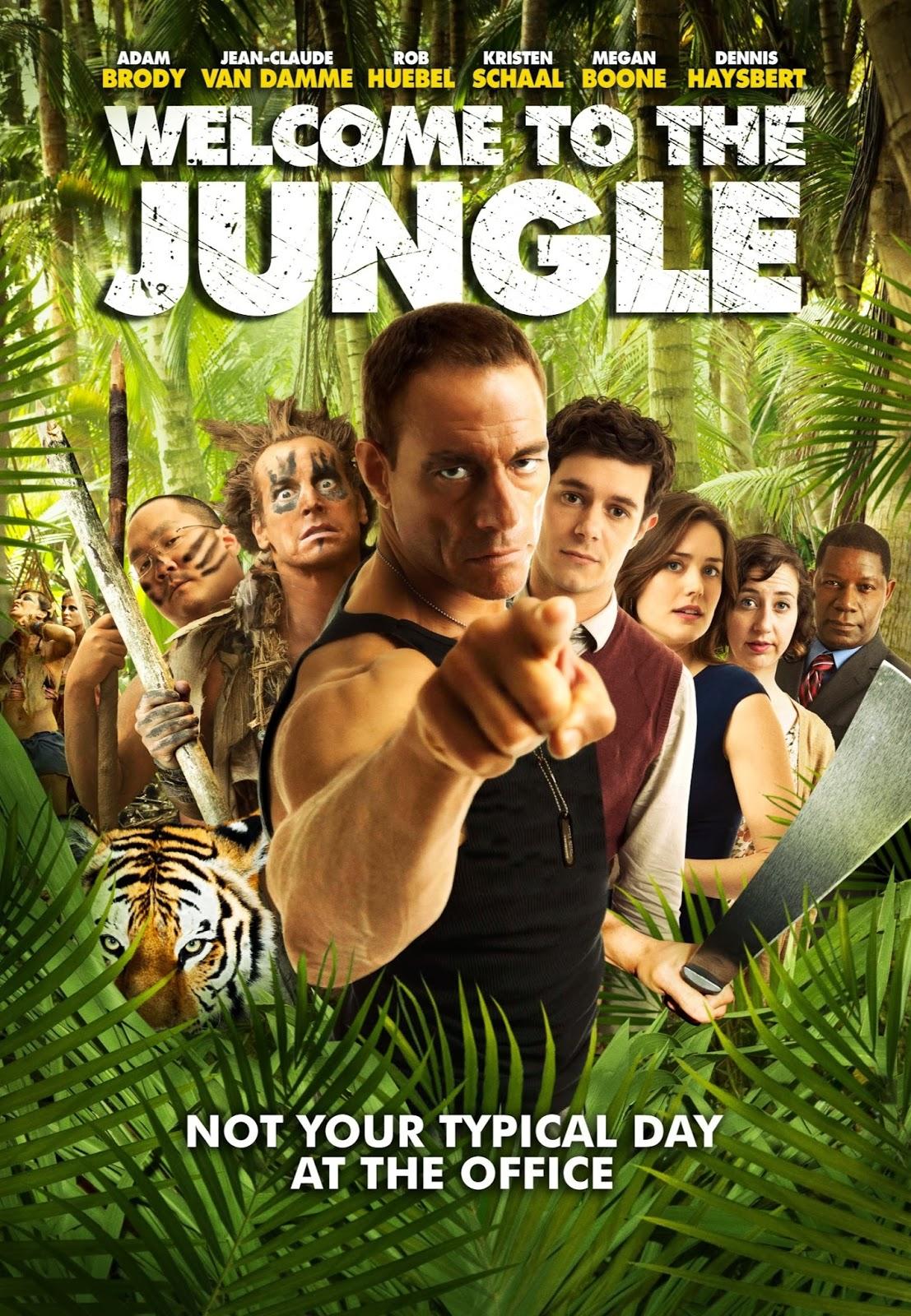 Thử Thách Sống Còn - Welcome to the Jungle (2013) Vietsub