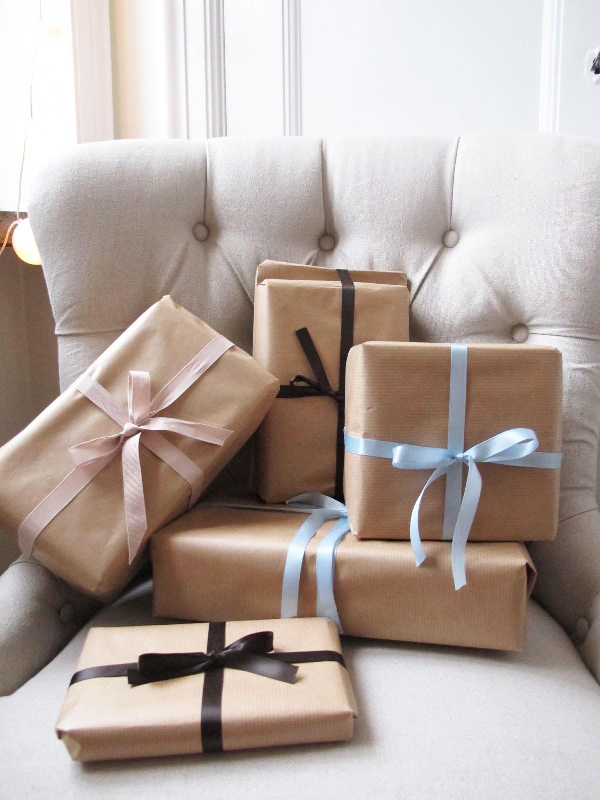 Christmas gifts, julklappar