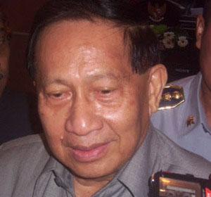 Monorel Bandung, Menhub : Ini Strategi Tepat dan Langkah Cepat, Menteri Perhubungan EE Mangindaan