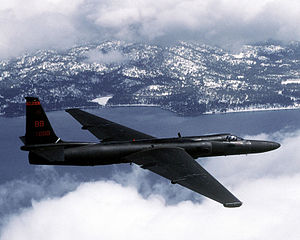 U2 bandnaam herkomst - US Air Force spy plane U-2