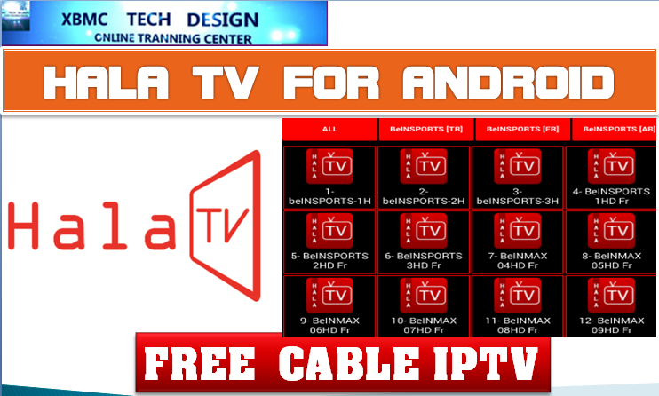 Download android free hala tv beta app watch cable livesports download install hala iptv apk free live channel stream updatepro publicscrutiny Images