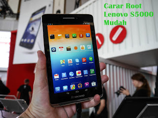 Tutorial Root Lenovo S5000 Via Framaroot