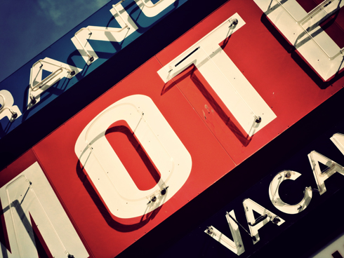 antique neon signs value image search results #2: vintage neon signs motels