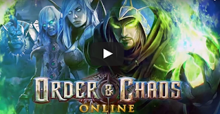 Order & Chaos Online : Game MMORPG di Android