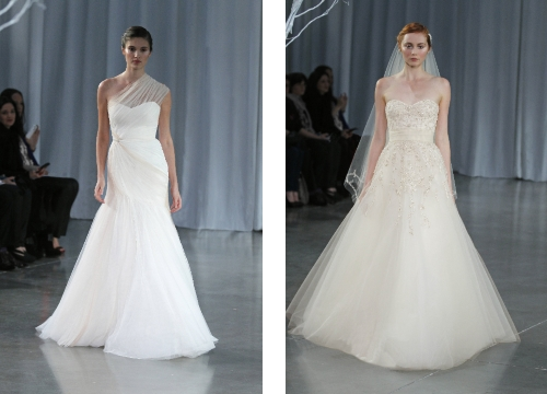Here are some wedding dresses of fall 2013 , have a look!