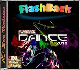 CD Flashback Dance 2015 Faixas Nomeadas e Sem Vinhetas