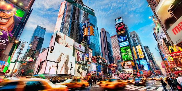 Publicidad exterior con pantallas digitales