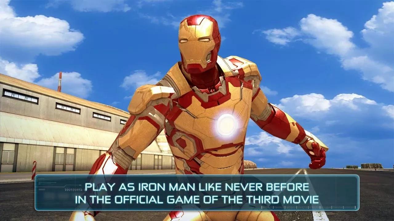 Iron Man 3 apk obb