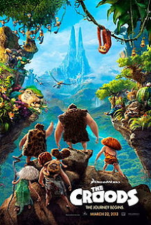 The Croods poster 10 Animated Movies for Tweens in Theaters 2013