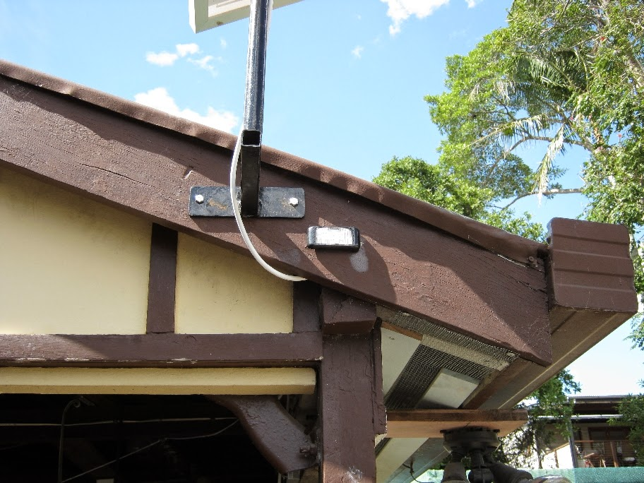 Solar Panel and LED Light