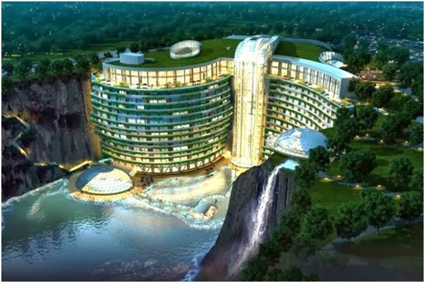 Luxury Life Design Songjiang Shimao Hotel China