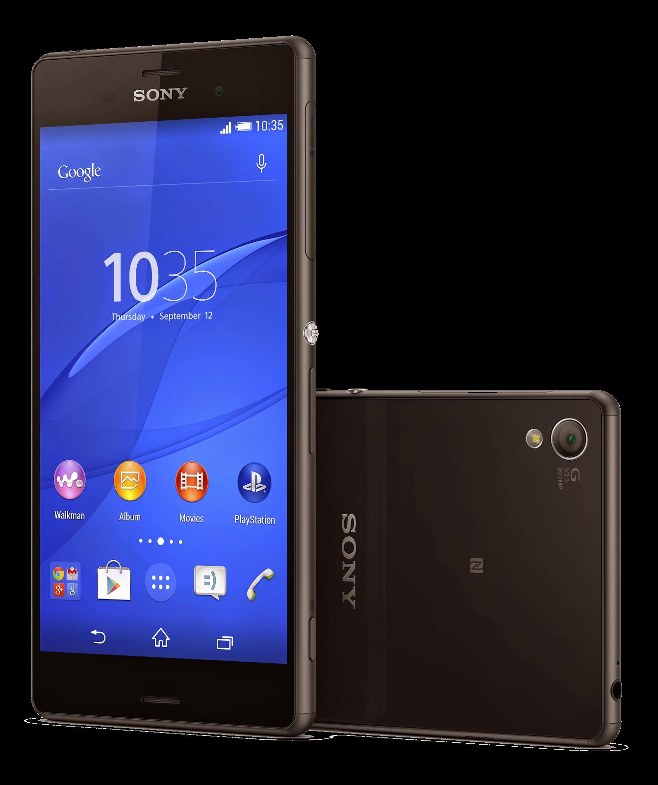 SONY Z3 china international [android phones]