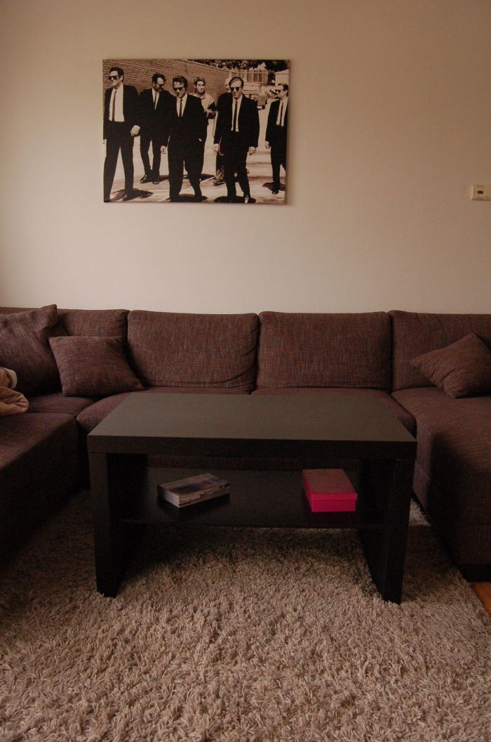 IKEA Hack Lack Coffee Table