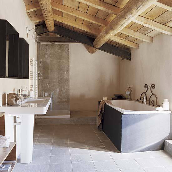 French bathrooms for French bathroom decor